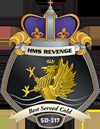 HMS Revenge (SD-317)
